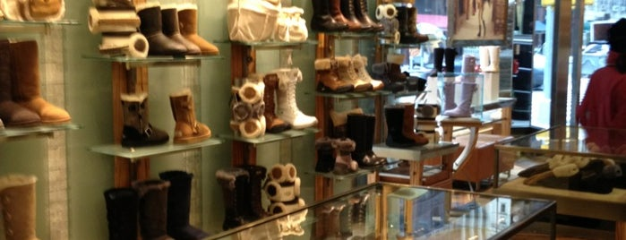 UGG is one of NYC's to-do list.