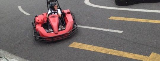 Go Pist Karting is one of สถานที่ที่ Sevket ถูกใจ.