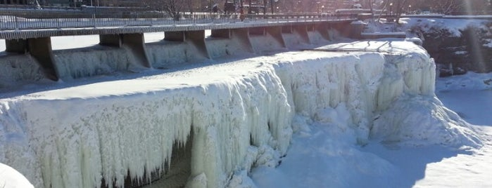 Rideau Falls is one of Ottawa, CN.