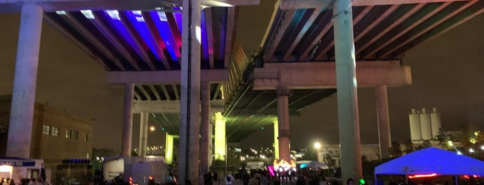Under The 'K' Bridge Park is one of Do: NYC ☑️🆕.