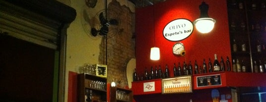 Olivo Espetu's Bar II is one of Locais curtidos por Amanda.