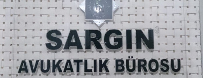 KAĞAN SARGIN HUKUK BÜROSU is one of adres.