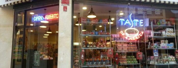 Taste of America is one of Rincones de Málaga.