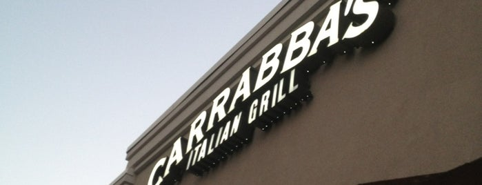 Carrabba's Italian Grill is one of Kathleen's Saved Places.