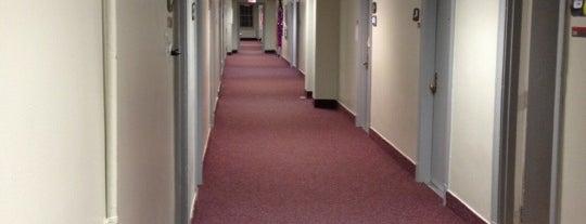 Turlington Residence Hall is one of Explore NCSU.