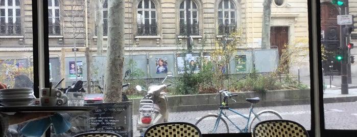 Les Ptits Gros is one of Paris.