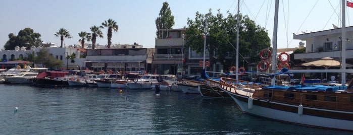 Mado is one of Bodrum.
