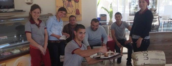 Çalış Hüner Pastanesi is one of EATeries @Fethiye.