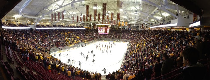 3M Arena at Mariucci is one of Sporting Venues~Part 2....