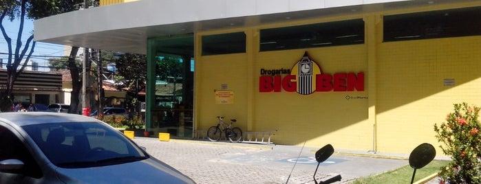 Drogarias Big Ben is one of Locais curtidos por Carolina.