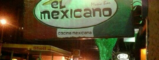 El Mexicano is one of สถานที่ที่บันทึกไว้ของ Katarina.
