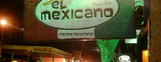 El Mexicano is one of Tempat yang Disimpan Katarina.