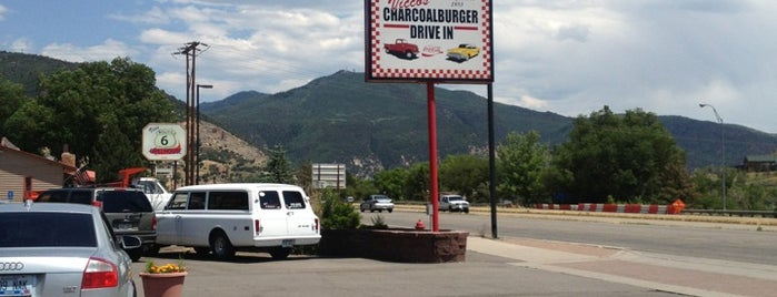 Vicco's Charcoalburger Drive-In is one of Colorado Roadtrip.