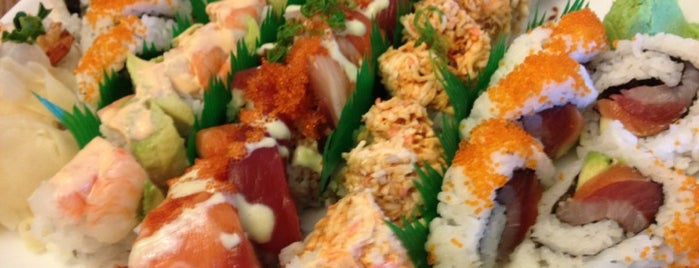 Sushi Heaven is one of N.L and M.C.'s Best of the Best.