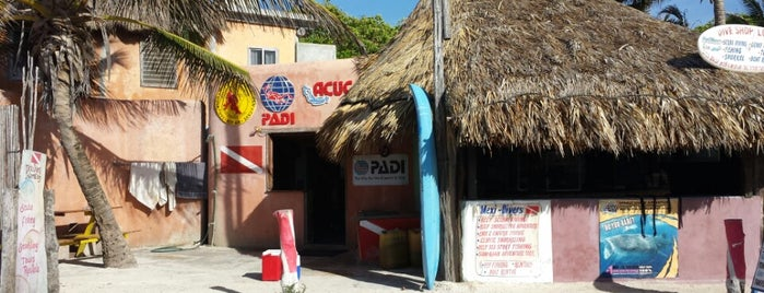 Mexidivers is one of TULUM.