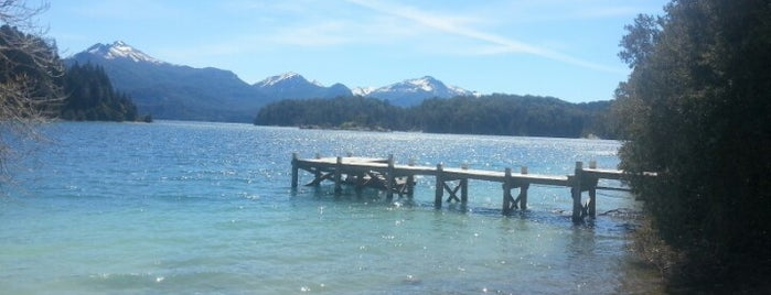 Isla Victoria is one of Patagonia (AR).