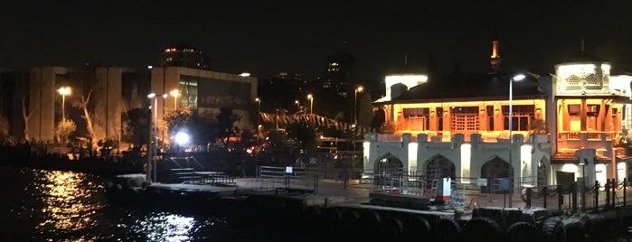 Beşiktaş - Kadıköy Motoru is one of Tempat yang Disukai k&k.