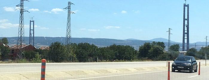 Çanakkale Boğaz Geçişi is one of Orte, die A gefallen.
