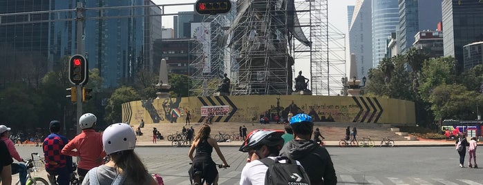 Paseo Dominical Muévete En Bici Cdmx is one of Turismo CDMX.