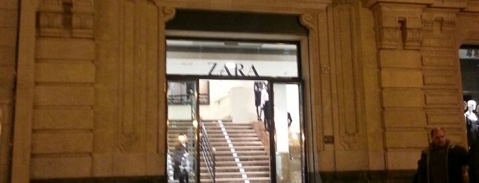 Zara is one of Palma.