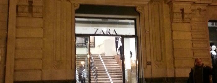 Zara is one of Mallorca.