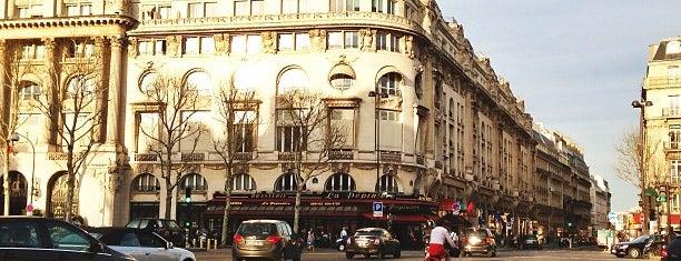 La Pépinière is one of Posti che sono piaciuti a Laura.
