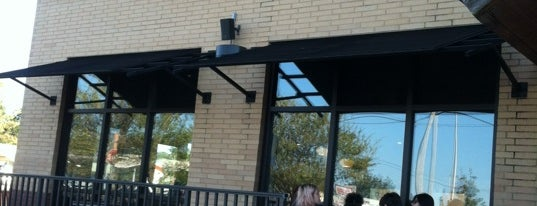 Starbucks is one of New Port Richey East.