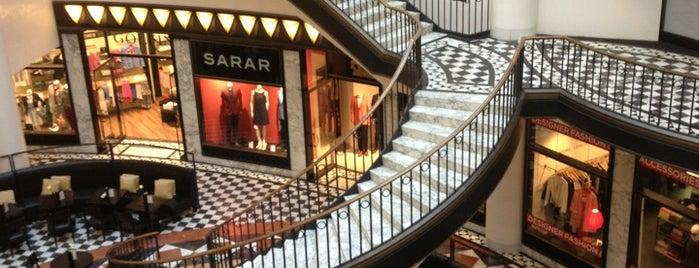 Friedrichstadt-Passagen is one of Berlin Best: Shops & services.