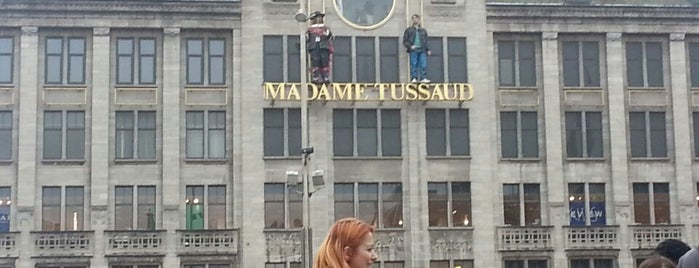 Madame Tussauds is one of Must-visit Musea Amsterdam.