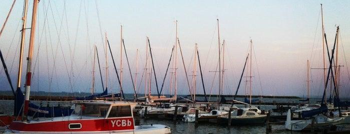 YCBb - YachtClub Breitenbrunn is one of Lugares favoritos de Franziska.