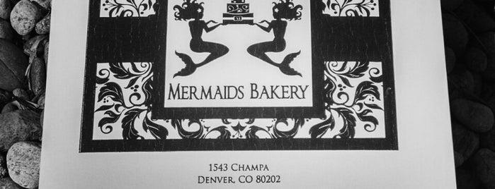 Mermaids Bakery is one of Orte, die Robyn gefallen.