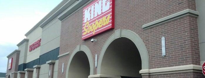 King Soopers is one of สถานที่ที่ Rayna ถูกใจ.