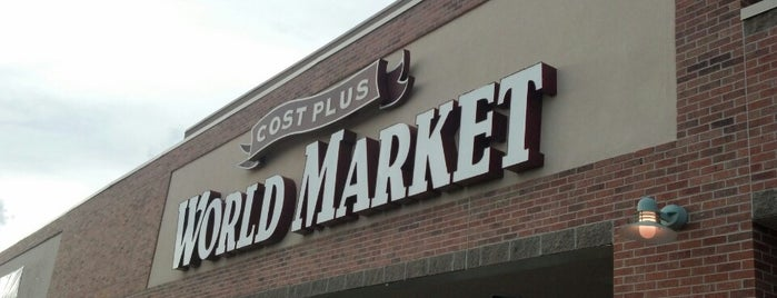 Cost Plus World Market is one of Garrett's Liked Places.