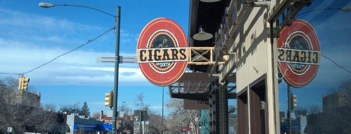 Cigars On 6th is one of Denver Colorado.
