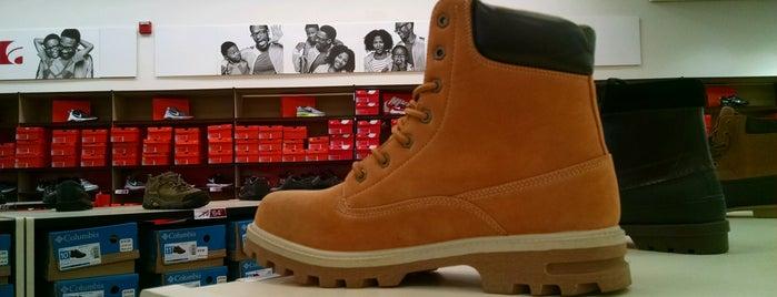 Famous Footwear is one of Shop.