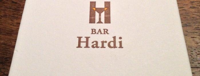 Bar Hardi is one of Favorite Nightlife Spots.