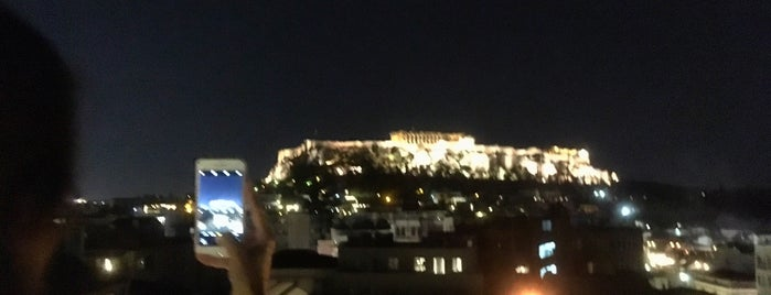 Perianth Hotel is one of Athens.