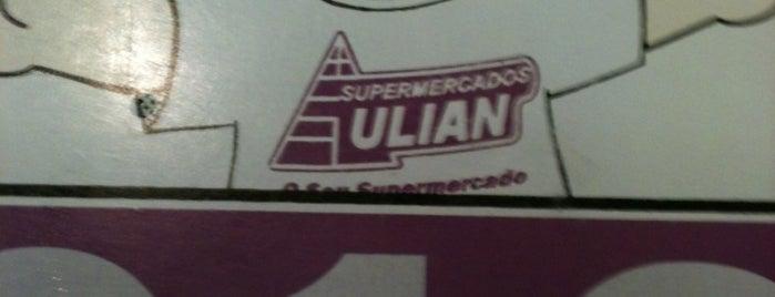 Supermercado e Restaurante ULIAN is one of My list.