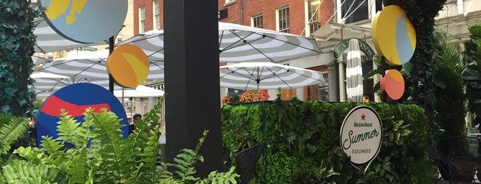 Garden Bar is one of Top Bars.