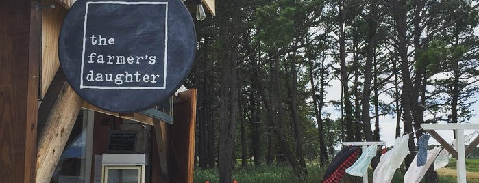 The Farmer's Daughter is one of Insta-Worthy Locales.