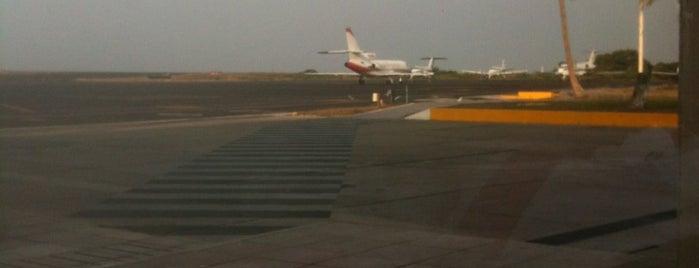 Aeropuerto Internacional de Manzanillo (ZLO) is one of Por Hacer.
