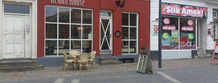 Kebab House is one of Food.