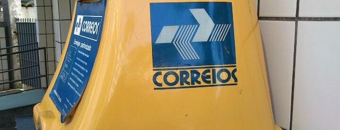 Correios is one of Cris : понравившиеся места.