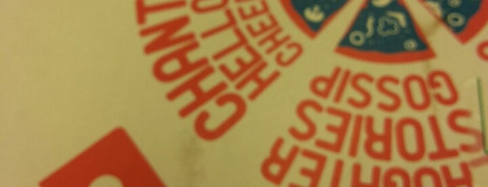 Domino's Pizza is one of Vandit 님이 좋아한 장소.