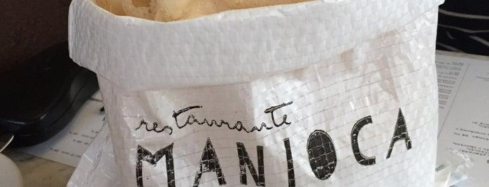 Manioca is one of Ainda náo fui, mas vou.