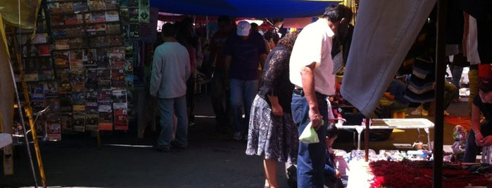 TIANGUIS DE LA COL. DOCTORES. is one of shopping.