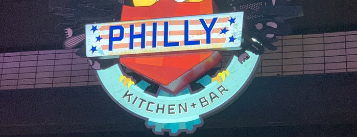 Guy Fieri's Philly Kitchen & Bar is one of Foodie - Misc 1.