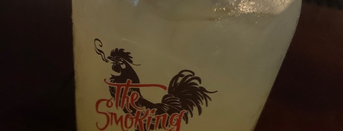 The Smoking Rooster is one of U.S. Virgin Islands.