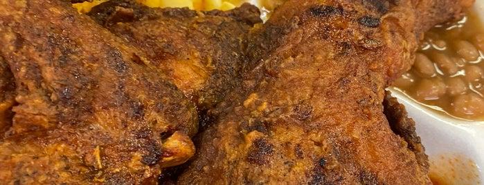 Keaton's Chicken is one of Gespeicherte Orte von JR.