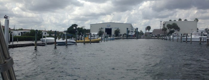 Palm Beach Yacht Club is one of My Favorite Beach Clubs.